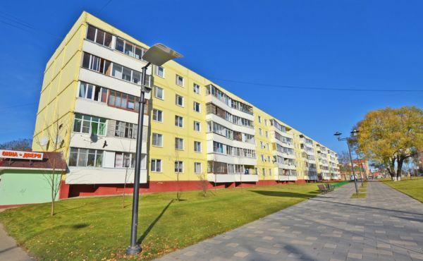 Однокомнатная квартира в центре Волоколамска (бронь до 01.01.2020)